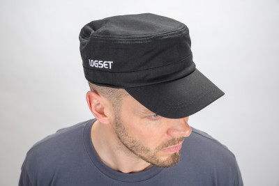 Woolly hat black Onesize