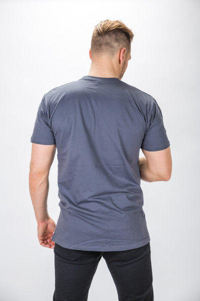 T-shirt Base Camp Grey